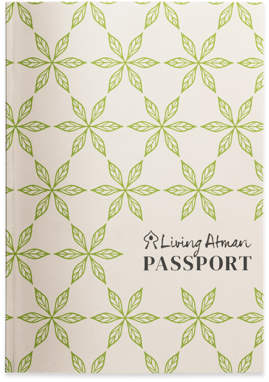 Passport to living your values booklet